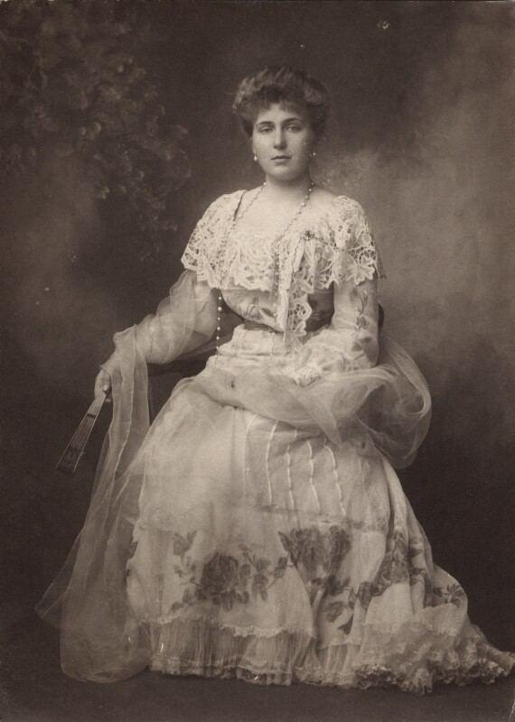 Victoria Eugenie of Battenberg NPG x26522 Victoria Eugenie 39Ena39 of Battenberg Queen