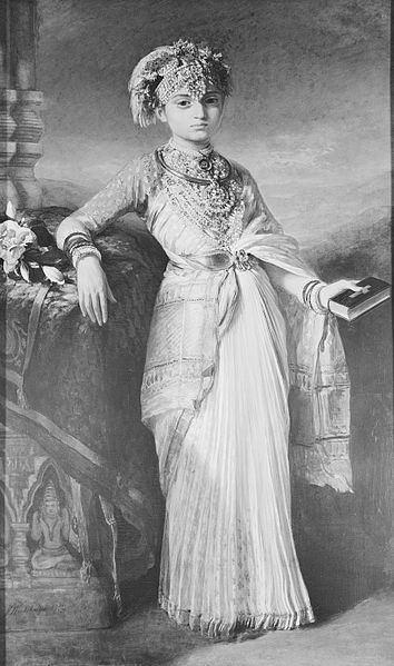Victoria Gouramma Victoria GowrammaThe tragic story of a princess