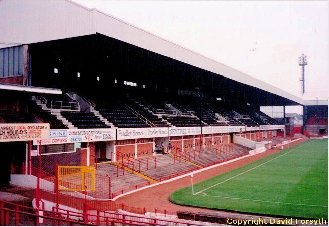 Victoria Ground Victoria Ground Stoke City FC Old Football Grounds