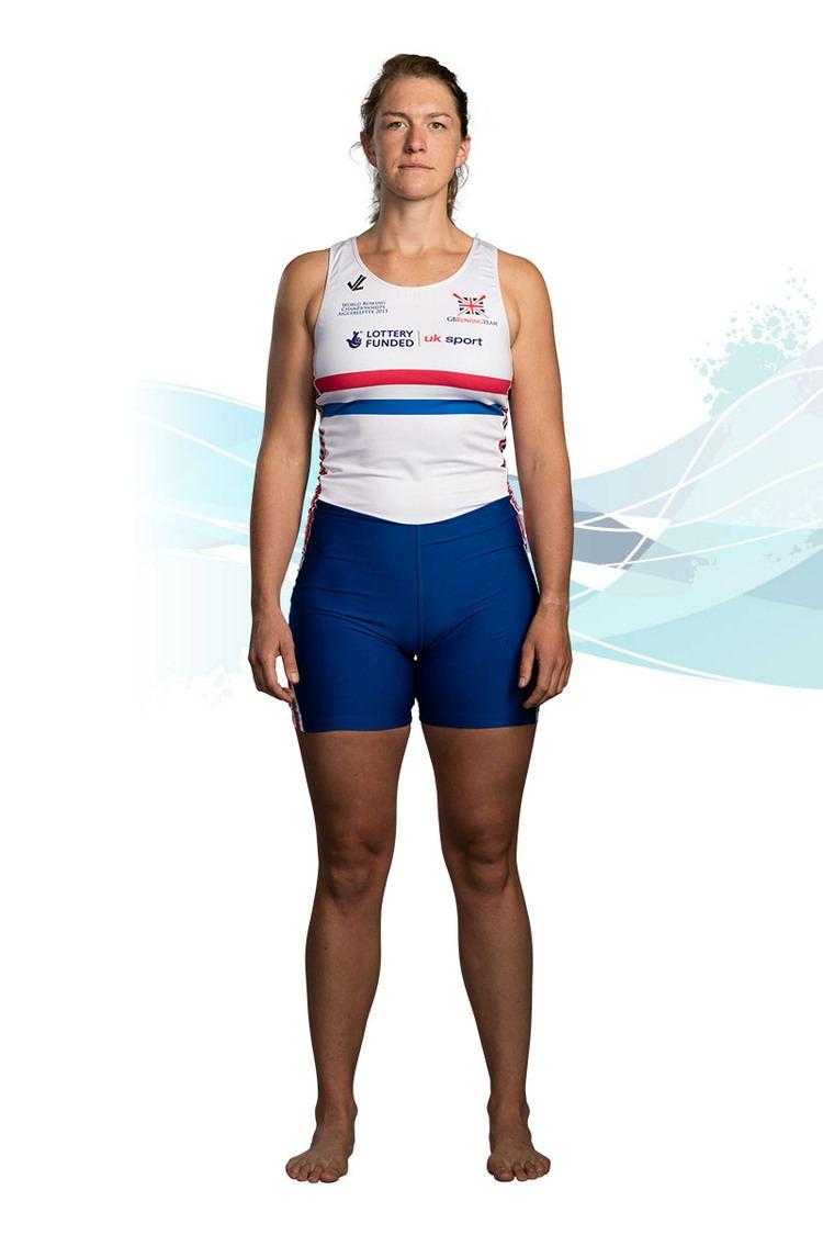 Victoria Meyer-Laker Victoria MeyerLaker British Rowing