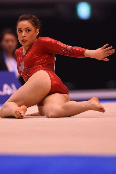 Victoria Moors Victoria Moors Photos Gymnastics Tokyo World Cup 2014