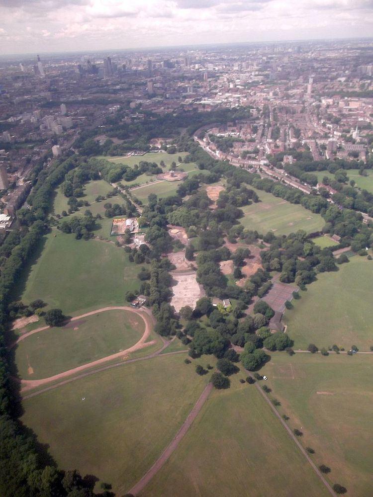 Victoria Park, London