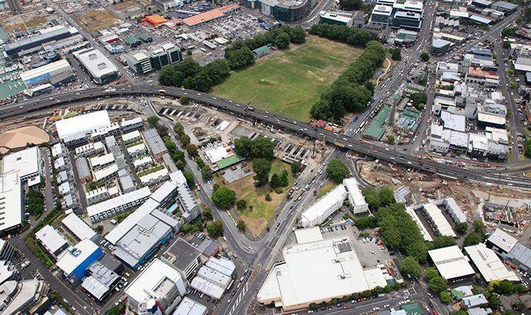 Victoria Park Tunnel Victoria Park Tunnel VPT Projects Boffa Miskell