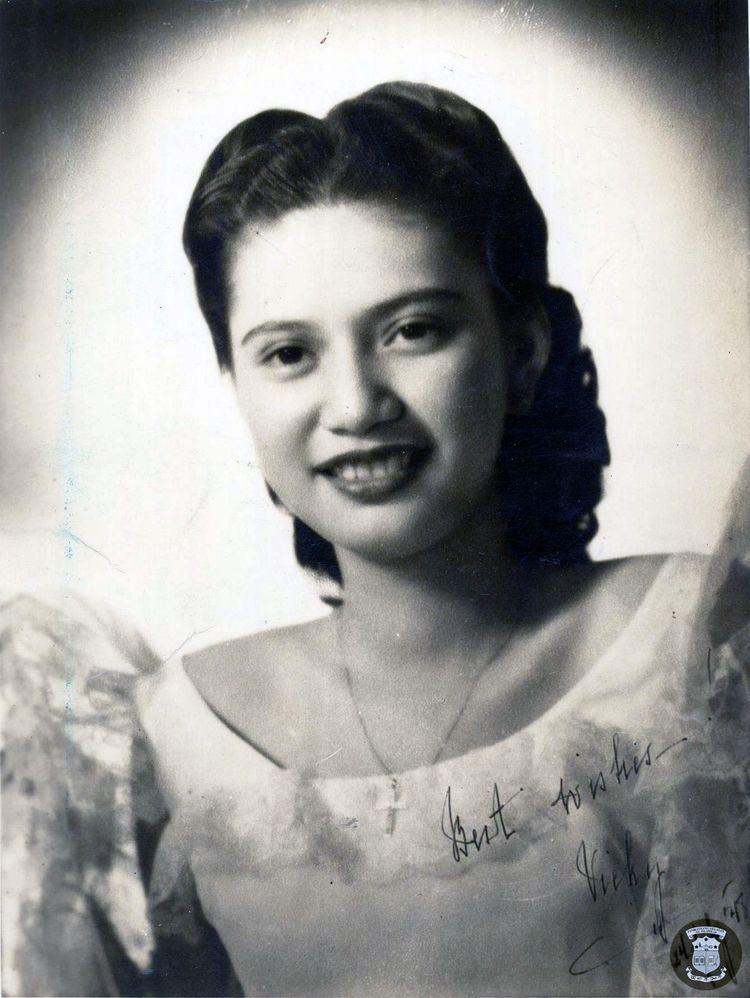 Victoria Quirino-Gonzalez Victoria QuirinoGonzalez Wikipedia