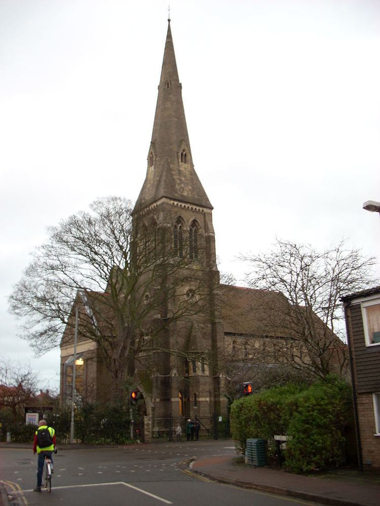 Victoria Road, Cambridge