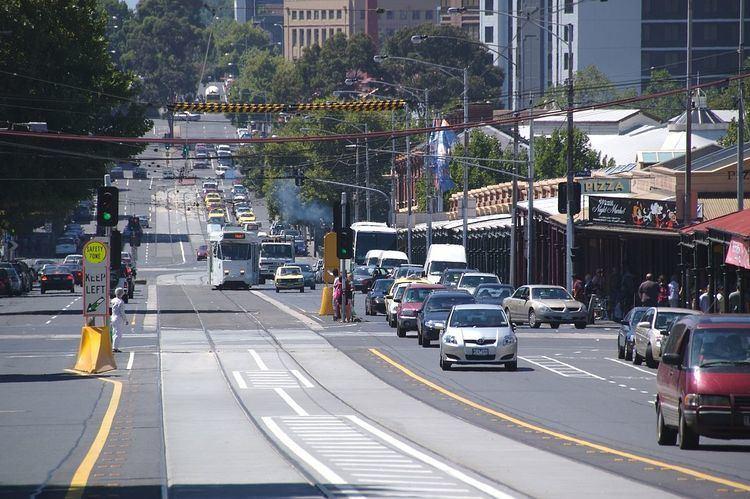 Victoria Street, Melbourne