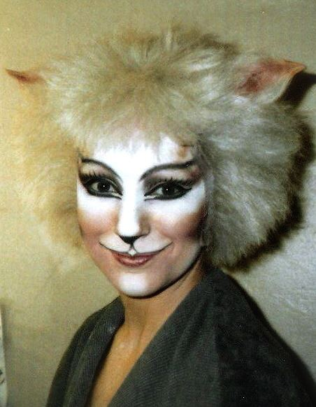 Victoria the White Cat 78 images about Cats on Pinterest Face painting tutorials Chris