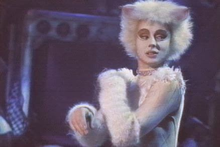 Victoria the White Cat The Nimble Mouse Cats the Musical