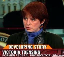 Victoria Toensing Joseph diGenova