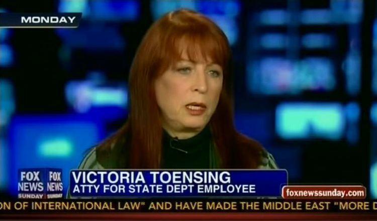 Victoria Toensing Victoria Toensing Tags Media Matters for America