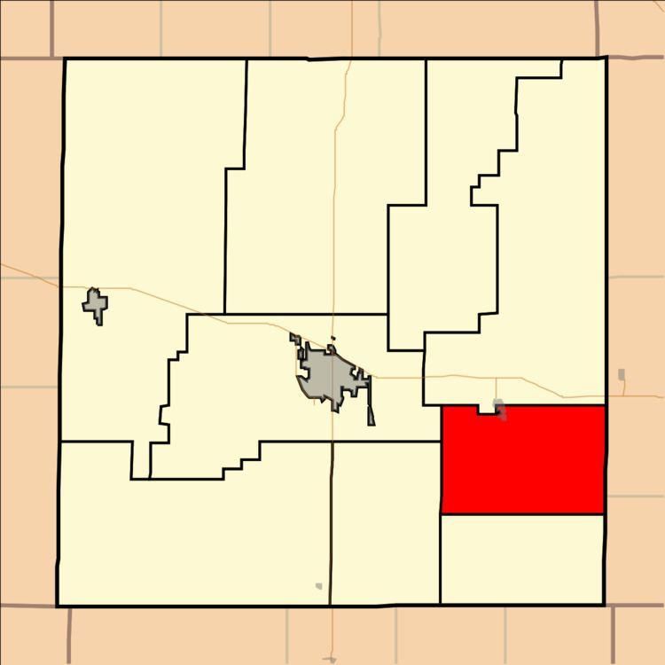 Victoria Township, Ellis County, Kansas