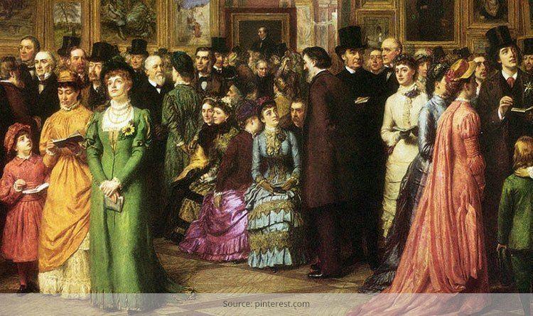 Victorian era Victorian Era Fashion Historic Clothing
