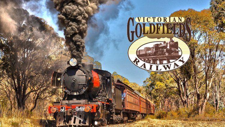 Victorian Goldfields Railway httpsiytimgcomviE2r0WPbKamomaxresdefaultjpg