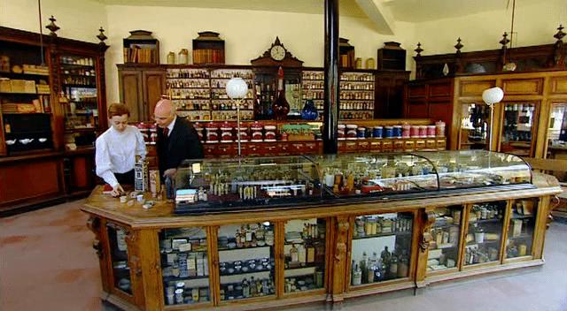Victorian Pharmacy Victorian Pharmacy Nicholas L Garvery