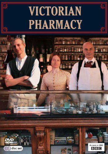 Victorian Pharmacy The Victorian Pharmacy DVD Amazoncouk DVD amp Bluray