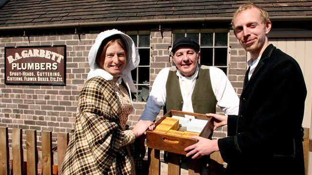 Victorian Pharmacy BBC Two Victorian Pharmacy Series 1 Episode 2