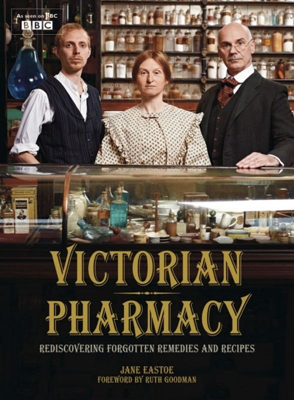 Victorian Pharmacy wwwvictorianschoolcoukshopshopbooksimagesV