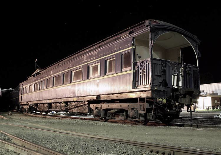 Victorian Railways Royal Train