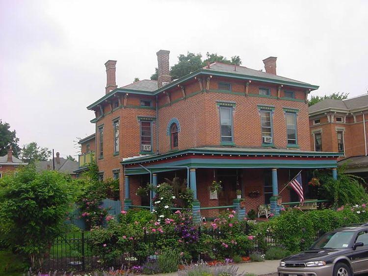 Victorian Village wwwstaufferspaintingcomwpcontentgalleryvicto