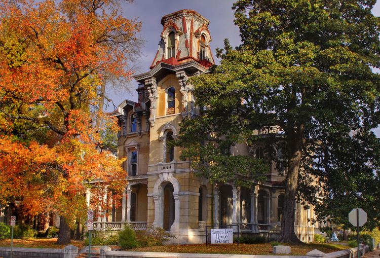 Victorian Village, Memphis victorianvillageincorgwpcontentuploads201410