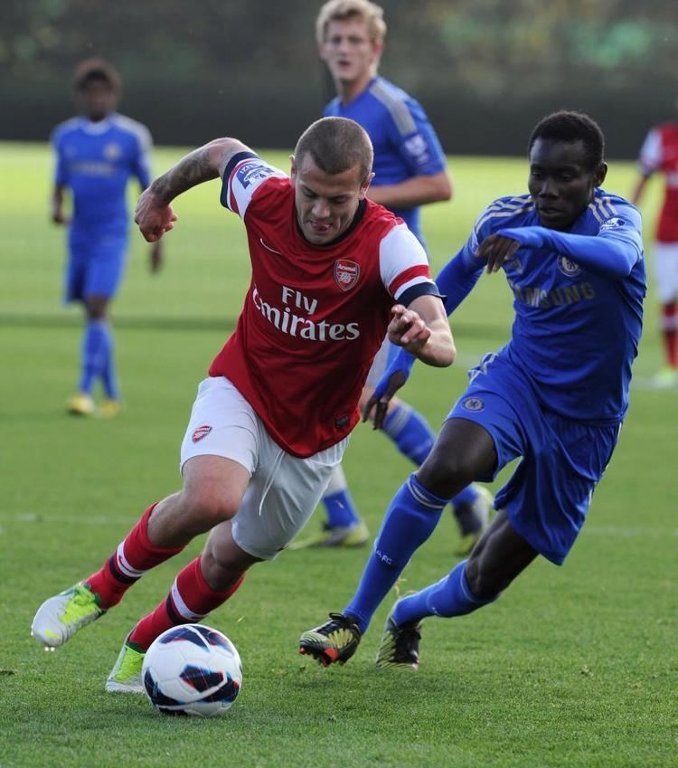 Victorien Angban Chelsea send out yet ANOTHER youngster on loan with Victorien Angban