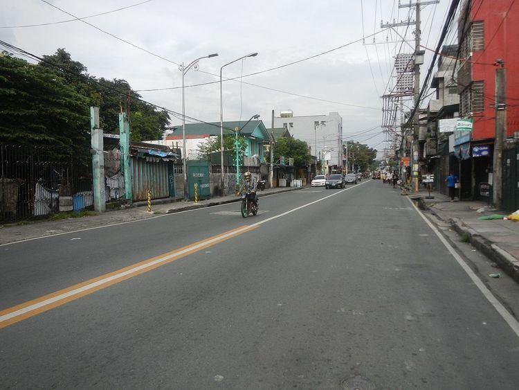Victorino Mapa Street