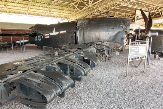 Victorious War Museum US Plane shot down during Korean War outside museum Picture of