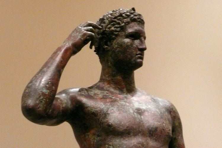 Victorious Youth FileGreek Victorious Youth Athlete 3 Getty Villa Collectionjpg