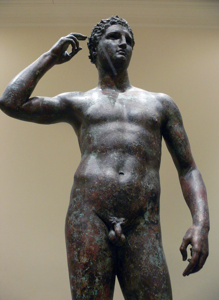 Victorious Youth FileGetty Villa Victorious Youth 01JPG Wikimedia Commons