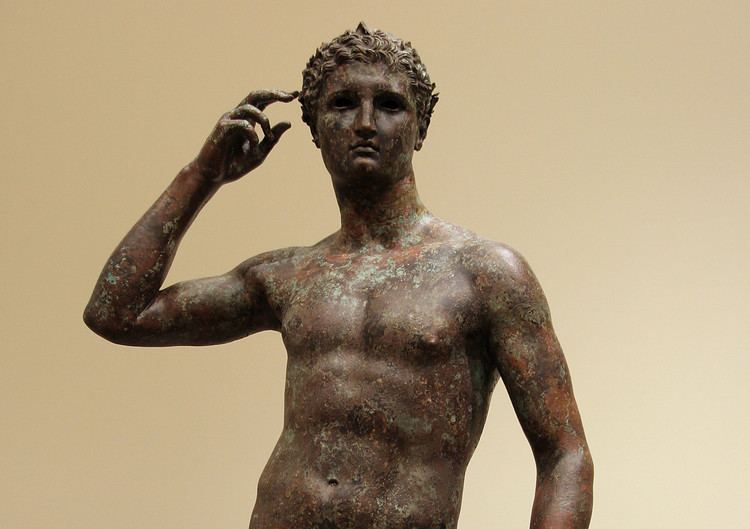 Victorious Youth The Victorious Youth Google Search greek Statues Pinterest