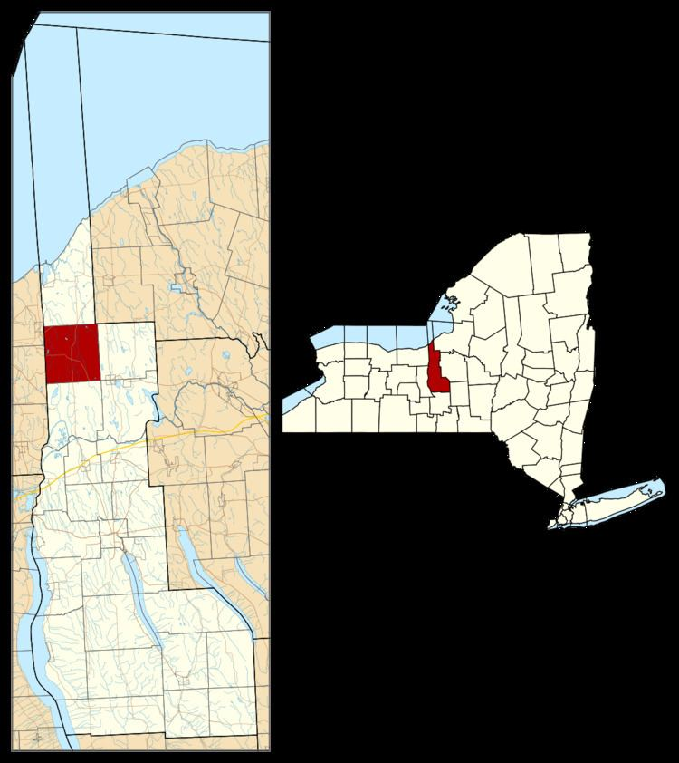 Victory, Cayuga County, New York