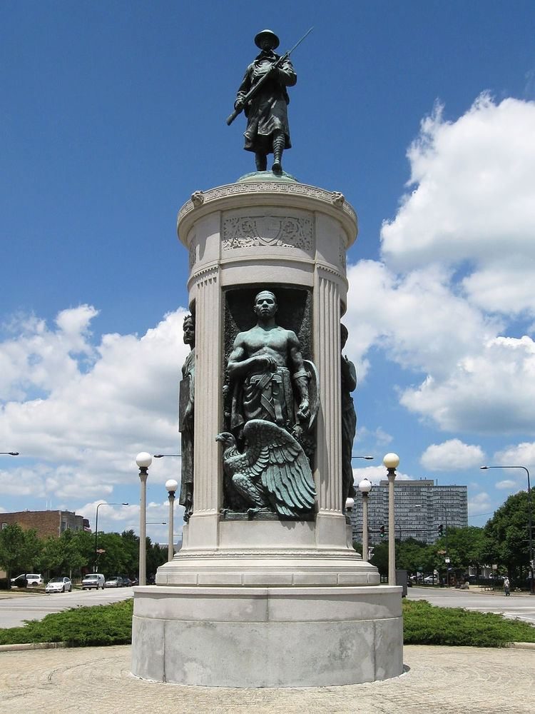 Victory Monument (Chicago)
