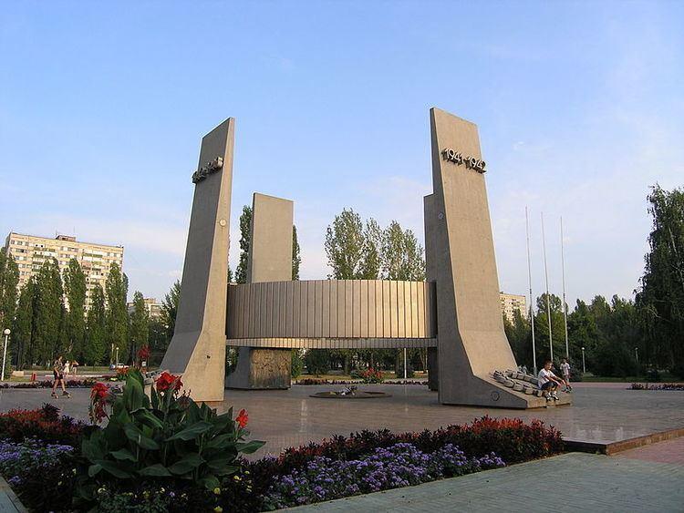 Victory Monument (Tolyatti)