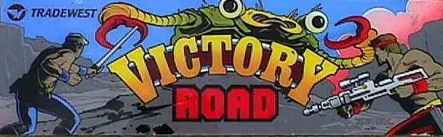 Victory Road (video game) Victory Road Videogame by SNK