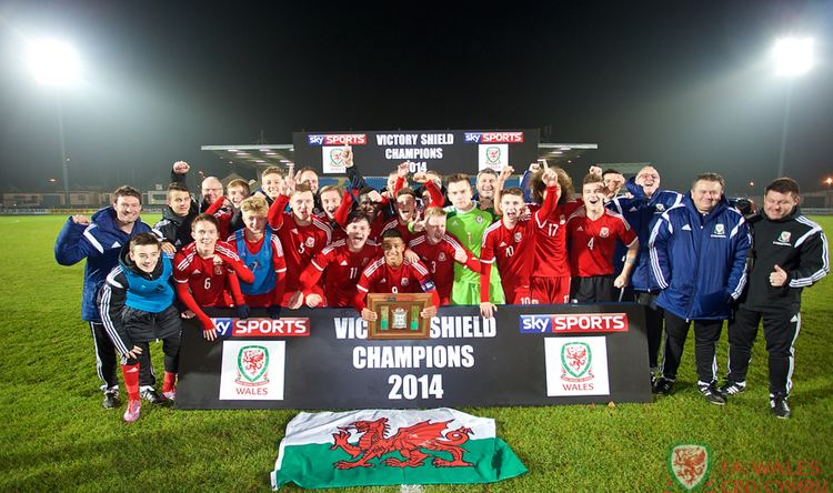 Victory Shield Wales beat N Ireland to be crowned 2014 Victory Shield Champions FAW