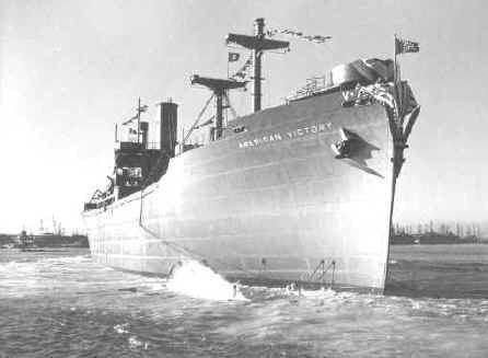 Victory ship LCP Victory Ship