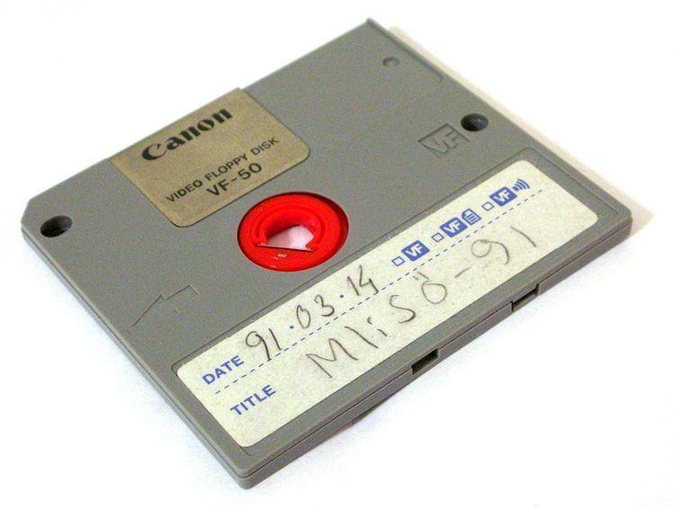 Video Floppy