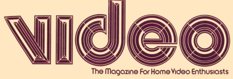 Video (magazine)