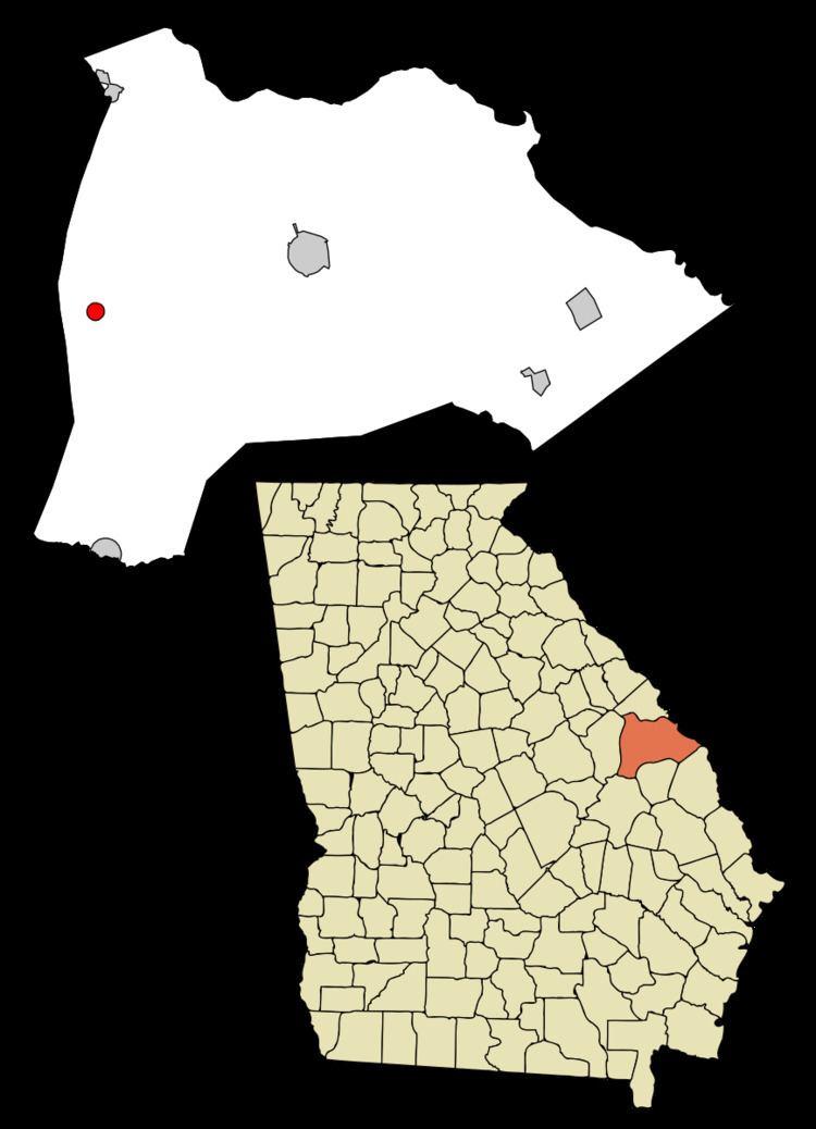 Vidette, Georgia