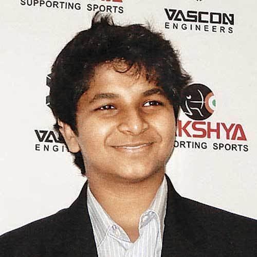 Vidit Santosh Gujrathi Vidit Gujrathi becomes first chess player from Maharashtra