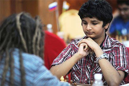 Vidit Santosh Gujrathi The chess games of Santosh Gujrathi Vidit