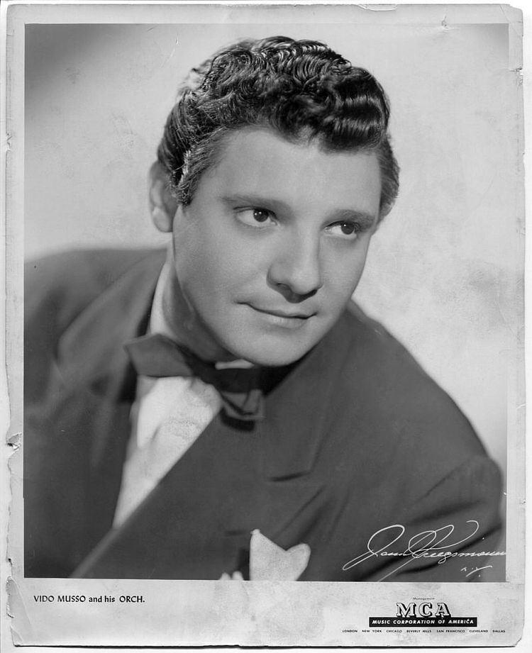Vido Musso Bunny Berigan 19411942 Band