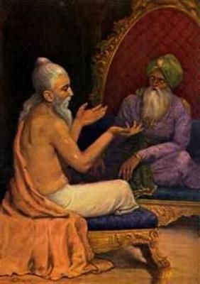 Vidura Story of Vidura From Mahabharath Hindu Mythology Wisdom of Hinduism