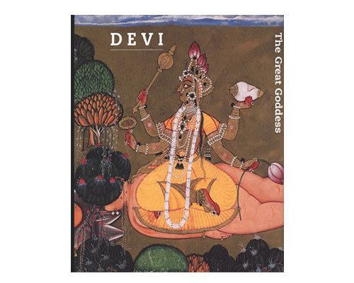 Vidya Dehejia Vidya Dehejia Devi The Great Goddess