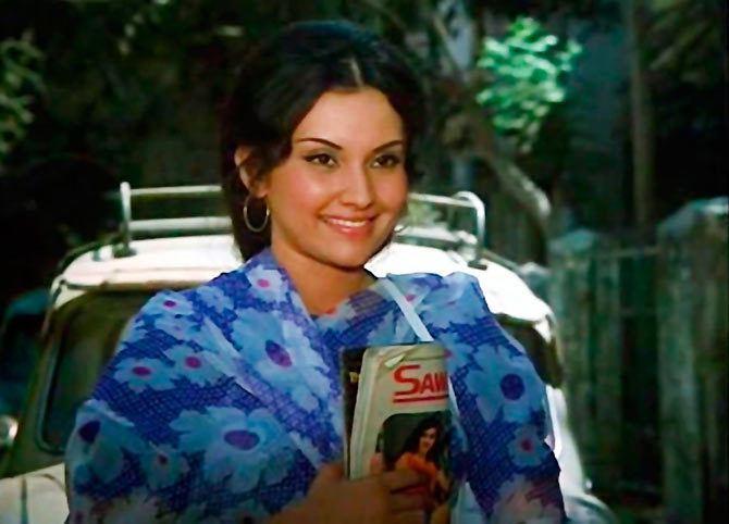 Vidya Sinha I still regret saying no to Raj Kapoor for Satyam Shivam Sundaram