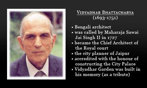 Vidyadhar Bhattacharya wwwcityofjaipurcommedia4136bhattacharyajpg