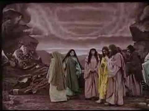 Vie et Passion du Christ Vie et la passion de Jsus Christ La 1905 YouTube