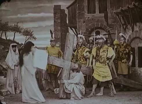 Vie et Passion du Christ La vie et la passion du Christ 1903 A Cinema History