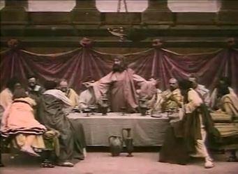 Vie et Passion du Christ The Penciltonian La Vie et la Passion de Jesus Christ 1903
