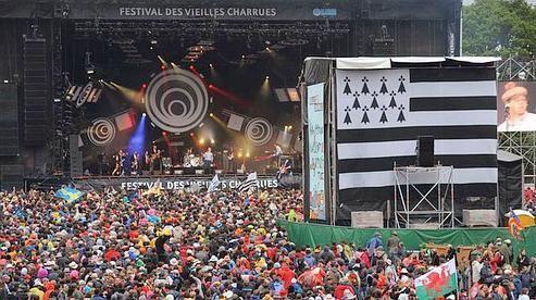 Vieilles Charrues Festival Record battu pour les Vieilles Charrues